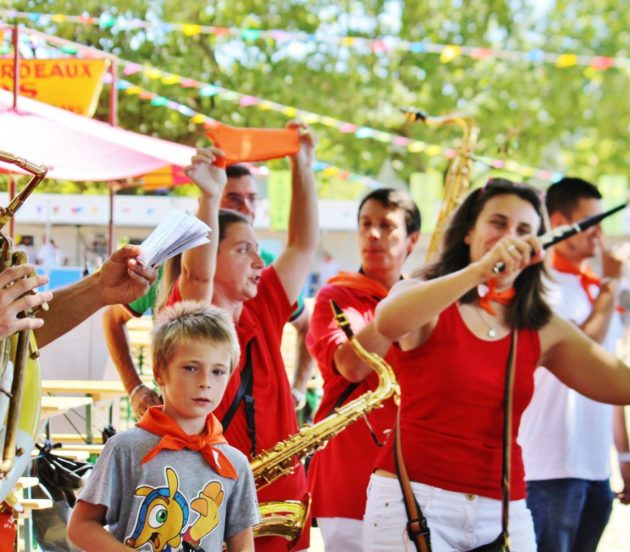 Fête de l'Huitre à Arès - La Banda