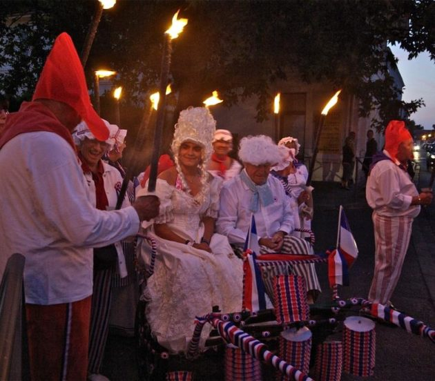 Arès fait sa Révolution le 13 juillet