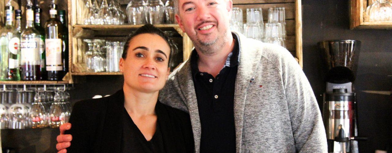Anne-Sophie et Guillaume, restaurateur B comme Bistrot à Arès
