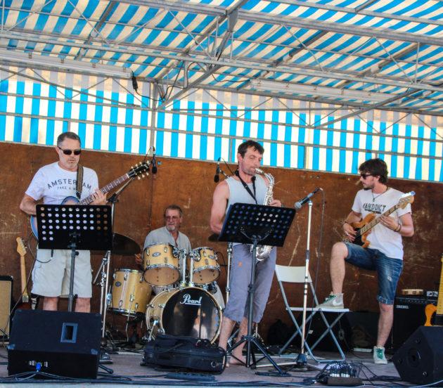 Fête de la musique à Arès